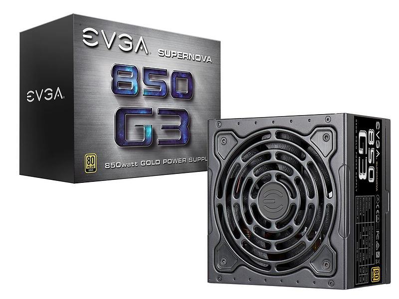 EVGA SuperNOVA G3 850W