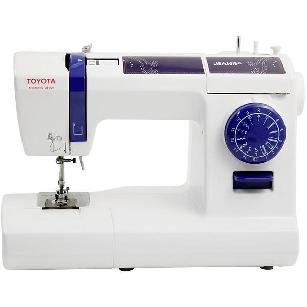Toyota jcb15 macchina da cucire al miglior prezzo for Macchina da cucire toyota