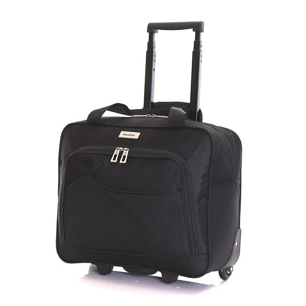 Karabar Brigg valigia per computer portatile con ruote