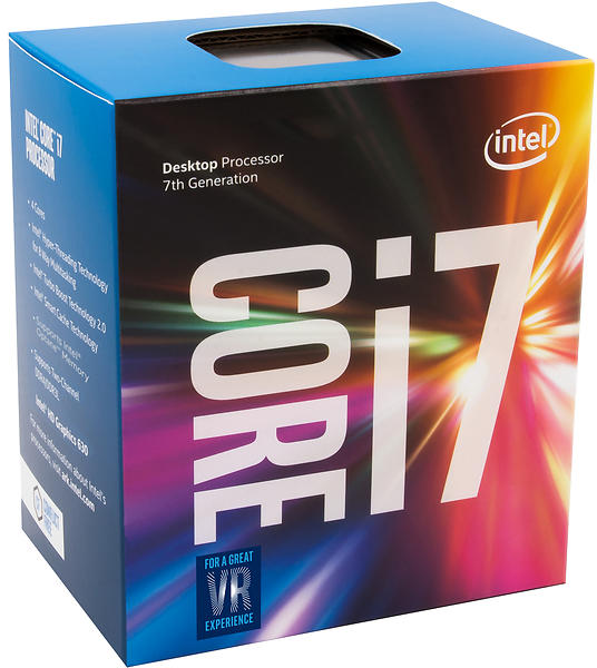 Intel Core i7 7700T 2,9GHz Socket 1151 Box