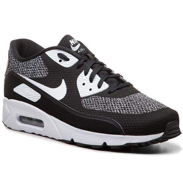 Discount Nike Tennis Shoes, Nike Air Max 90 White Black