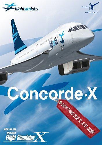 Flight Simulator 2004: Concorde Professional (Expansion) (PC)