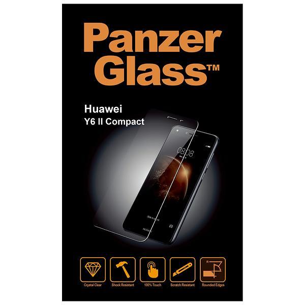 PanzerGlass Screen Protector for Huawei Y6II Compact