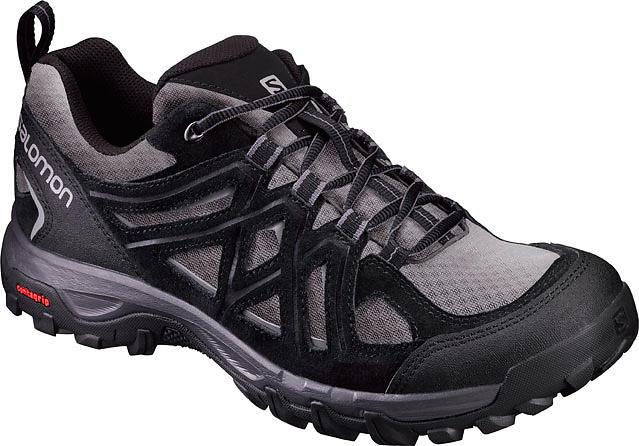 Les meilleures offres de Salomon Evasion 2 Aero (Homme) Chaussures de  randonnée - Comparez les prix sur leDénicheur