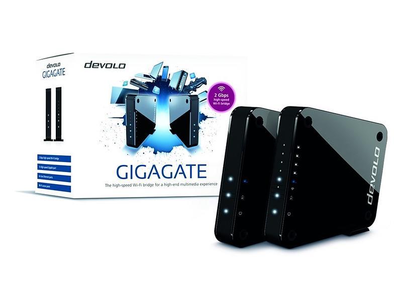 Bild på Devolo GigaGate Starter Kit (9973) från Prisjakt.nu