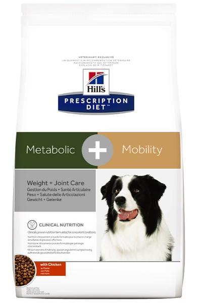 Hills Metabolic Mobility Dog Food Kg