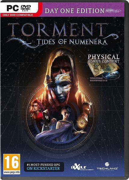 Bild på Torment: Tides of Numenera från Prisjakt.nu