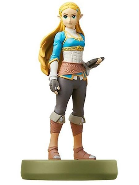 Nintendo Amiibo  Zelda  Breath of the Wild