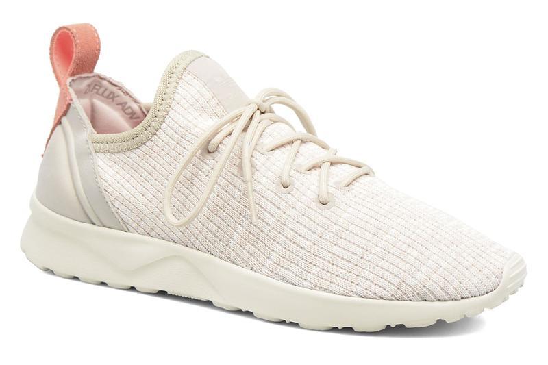 Adidas Originals ZX Flux ADV Virtue Knit Upper (Femme) (Baskets & chaussures décontractées)