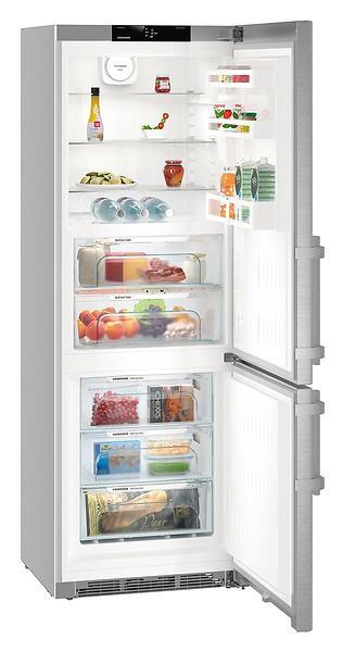 Liebherr CBNef 5715 (Inox) Frigorifero/congelatore al miglior prezzo ...