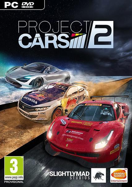 Bild på Project CARS 2 från Prisjakt.nu