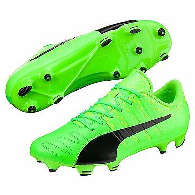 sports shoes 9e44b 6fa77 Jämför priser på Puma evoPower Vigor 3 Leather FG (Herr) Fotbollssko -  Hitta bästa pris på Prisjakt