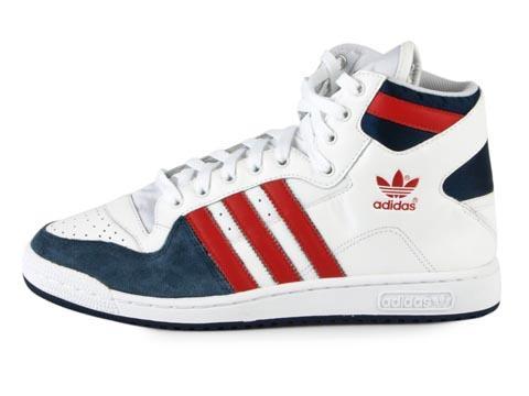 the best attitude 88f63 fe16a Adidas Decade OG Mid (Femme) au meilleur prix - Comparez les offres de  Baskets  chaussures décontractées sur leDénicheur