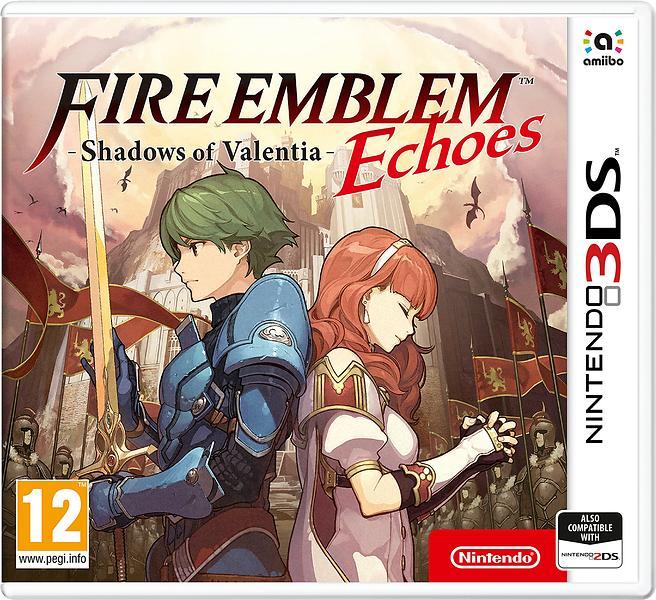 Bild på Fire Emblem Echoes: Shadows of Valentia från Prisjakt.nu