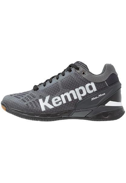 Kempa Attack Midcut - Chaussures - Homme - Noir (Noir/Blanc) - 47 W1tuU2Hp