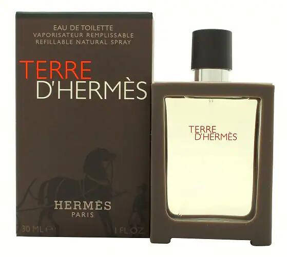 Hermes Terre D'Hermes Refillable edt 30ml