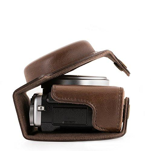 MegaGear Ever Ready Leather Case for Fujifilm X70
