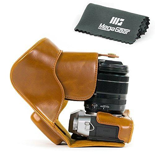 MegaGear Ever Ready Leather Case for Fujifilm X-T10