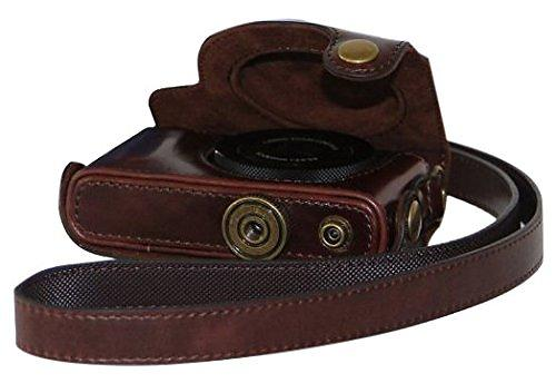 MegaGear Ever Ready Leather Case for Canon PowerShot S120