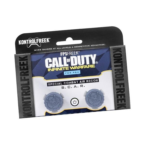 KontrolFreek FPS Freek C.O.D S.C.A.R. - High-Rise Thumbsticks (PS4)
