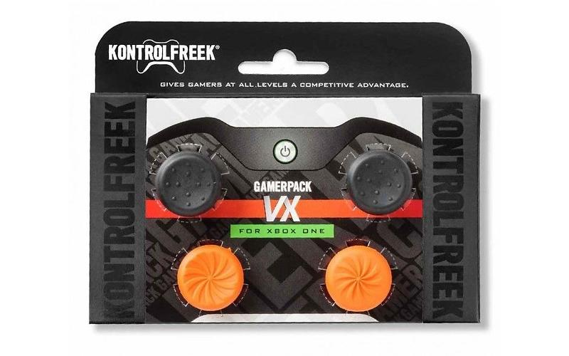 KontrolFreek FPS Freek VX GamerPack - Mid-Rise Thumbsticks (Xbox One)