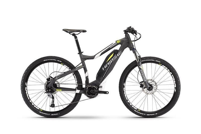 Haibike SDURO HardSeven 4.0 2017 (E-bike)