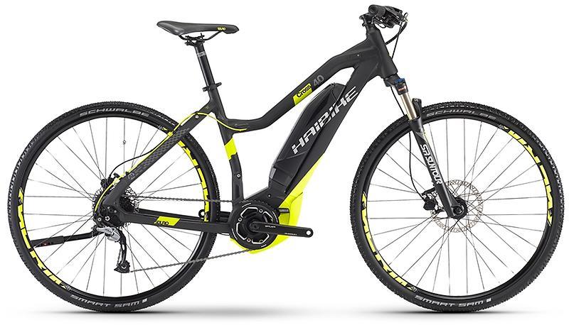 Haibike SDURO Cross 4.0 Donna 2017 (E-bike)