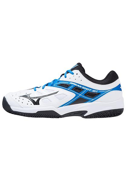promo code db909 96273 Historique de prix de Mizuno Wave Break Shot Ex All Court (Homme) Chaussures  de tennis - Trouver le meilleur prix