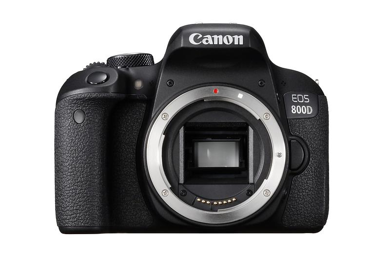 canon eos 800d au meilleur prix comparez les offres de appareil photo reflex hybride sur. Black Bedroom Furniture Sets. Home Design Ideas