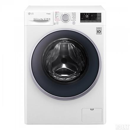 Lg f4j7ty1w bianco lavatrice al miglior prezzo for Lavatrice lg turbowash