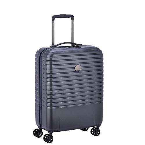 Delsey Caumartin 4 Double ruote sottile valigia trolley bagaglio a mano 55cm