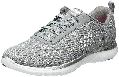 Skechers Flex Appeal 2.0 - Metal Madness (Donna)