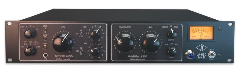 Bild på Universal Audio LA-610 MKII från Prisjakt.nu