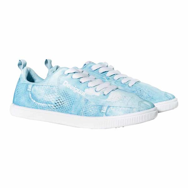 33dace8462fe9 Desigual Candem Luxury Jeans (Femme) au meilleur prix - Comparez les offres  de Baskets   chaussures décontractées sur leDénicheur