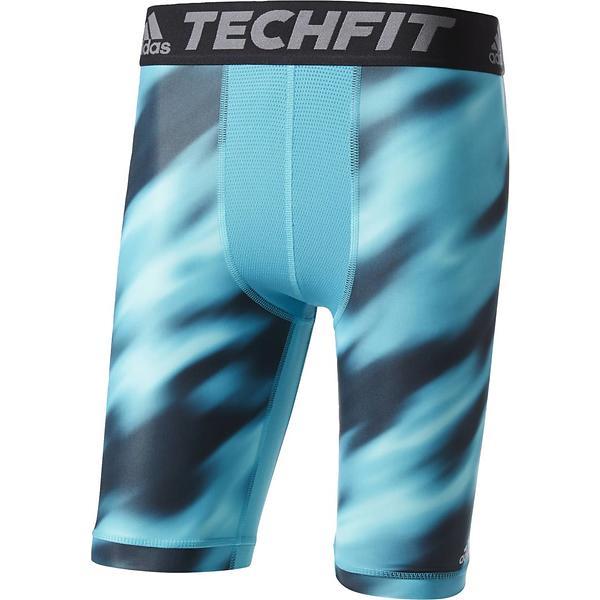 Adidas Techfit Chill Graphic Long Tights (Uomo)