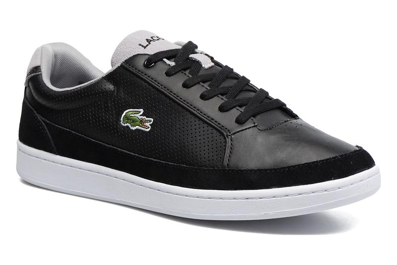 Lacoste Setplay Perf Leather & Suede (Uomo)