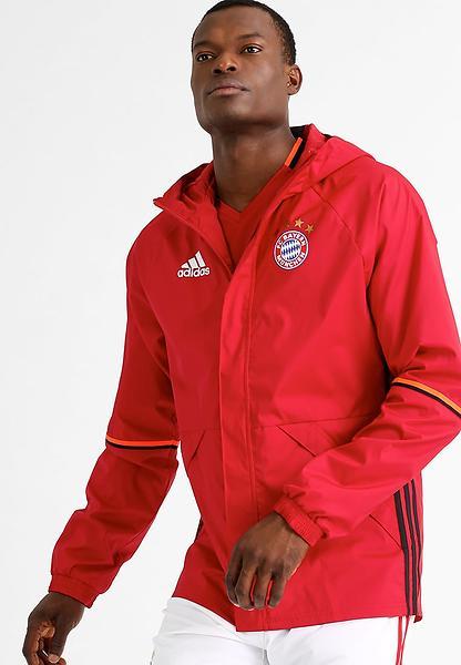 Adidas Bayern München Windbreaker Jacket (Uomo)