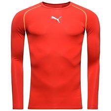 Puma Baselayer LS Shirt (Uomo)