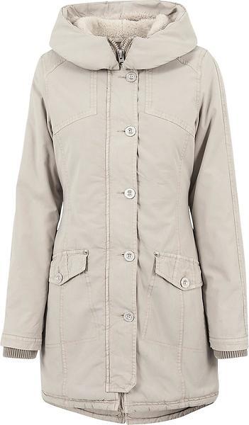 Urban Classics Ladies Garment Washed Long Parka TB1088 (Donna)