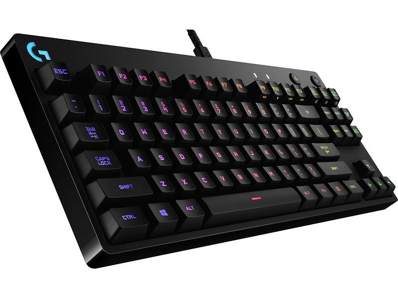 Bild på Logitech G Pro Gaming Keyboard (EN) från Prisjakt.nu