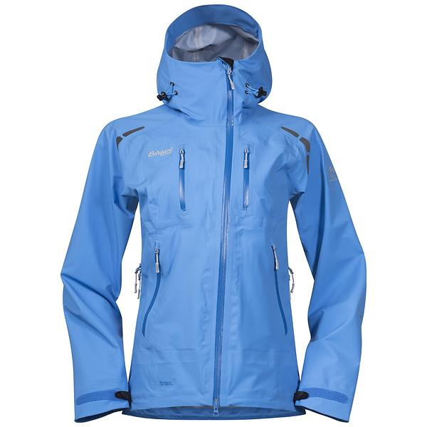 prisutviklingen pa bergans romsdal jacket dame jakke lavest pris