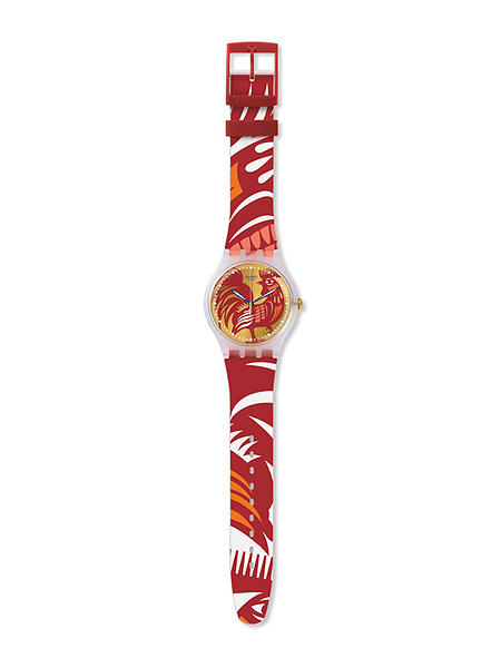 Swatch Rocking Rooster SUOZ226