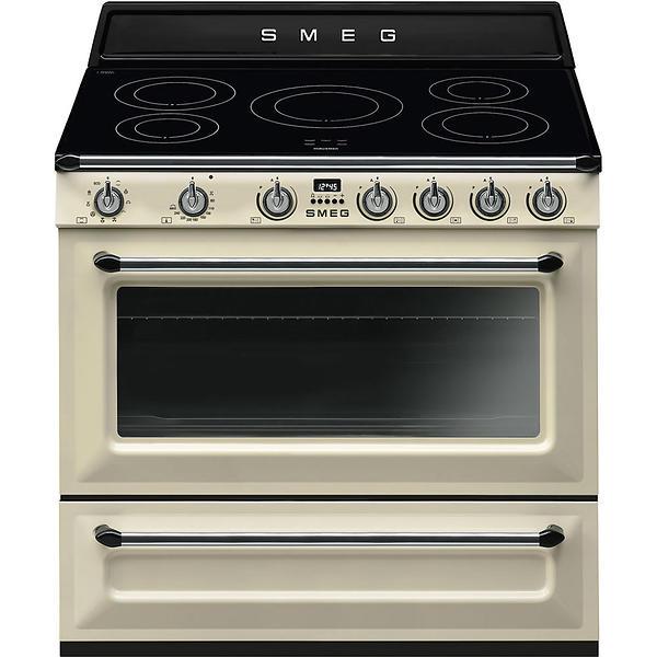 SMEG TR90IP9 (Crema) Cucina al miglior prezzo - Confronta subito le ...