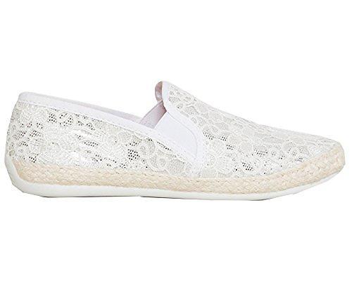 Desigual Taormina White Lace (Donna)