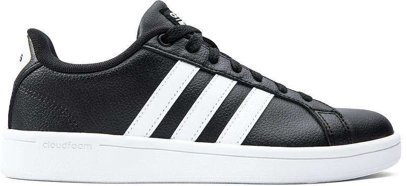 the best attitude 76bb0 3c1f4 Storico dei prezzi di Adidas Essentials Cloudfoam Advantage Leather (Uomo)  Scarpe casual - Trova il miglior prezzo