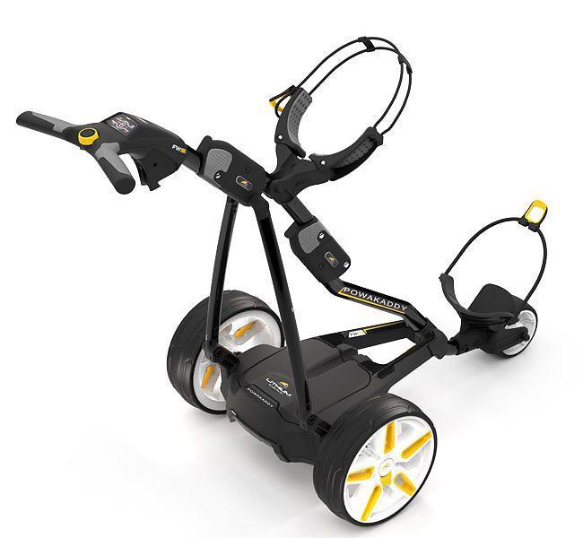 les meilleures offres de powakaddy fw3i 18 hole li chariot. Black Bedroom Furniture Sets. Home Design Ideas