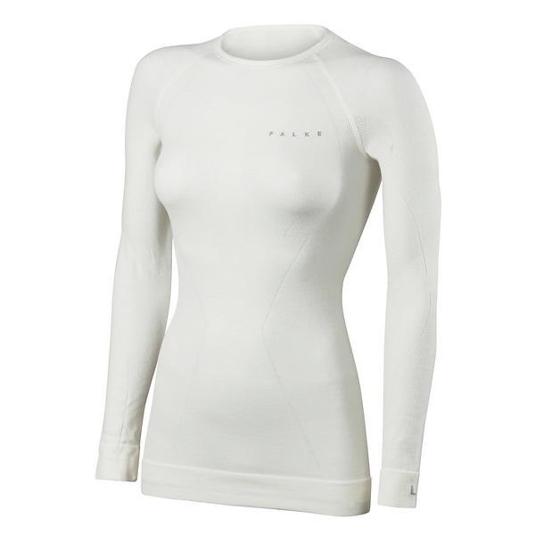 Falke Wool-Tech Crew Neck LS Shirt (Donna)