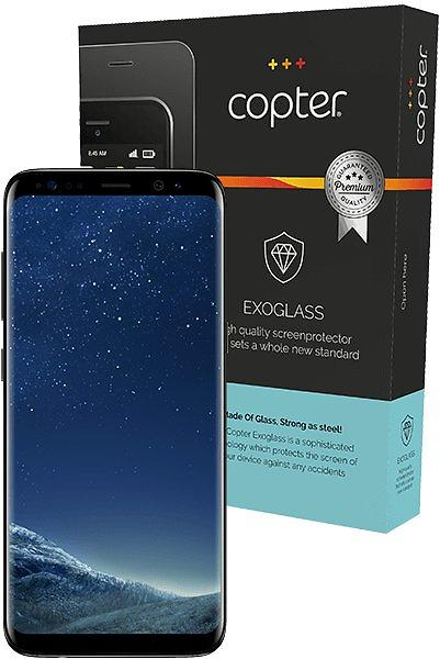 copter exoglass curved samsung galaxy s9