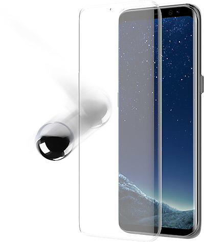 detailed look 0e08e 667eb Otterbox Alpha Glass Screen Protector for Samsung Galaxy S8