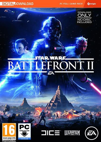 Bild på Star Wars: Battlefront II från Prisjakt.nu